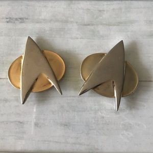 Star Trek Communicator Pins
